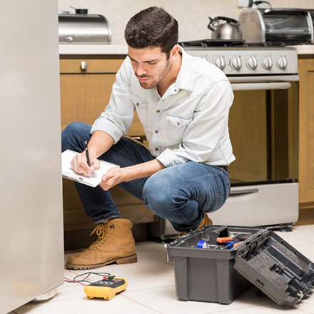 Factory-authorized service to fix all appliances