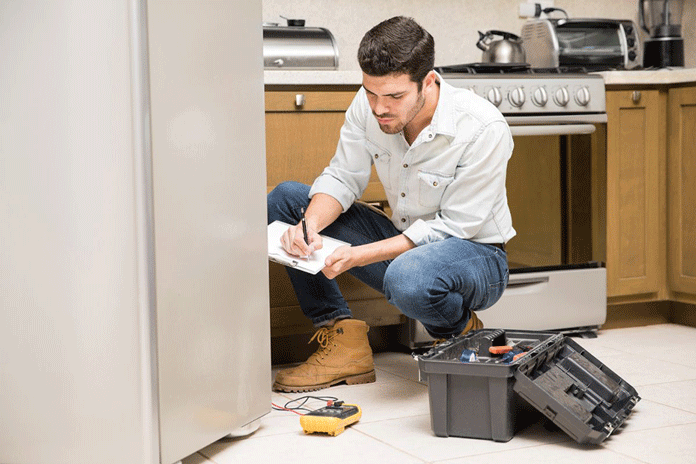 Refrigerator Repair Diamond Appliance Repair Fixes All